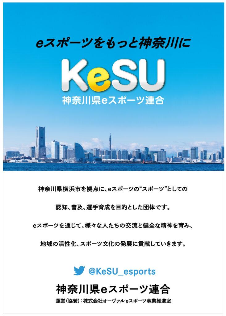 神奈川県eスポーツ連合コンセプト